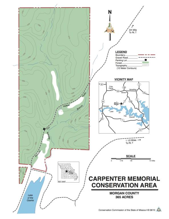 Carpenter map